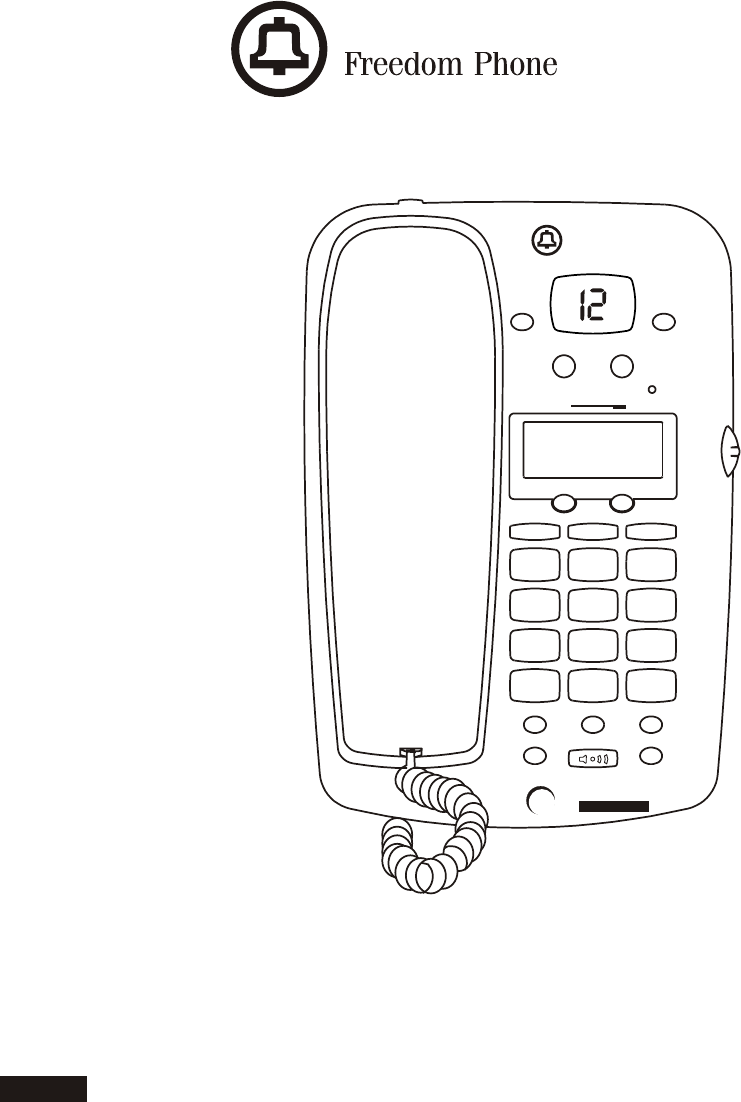 Southwestern Bell Telephone FM2572 User Guide