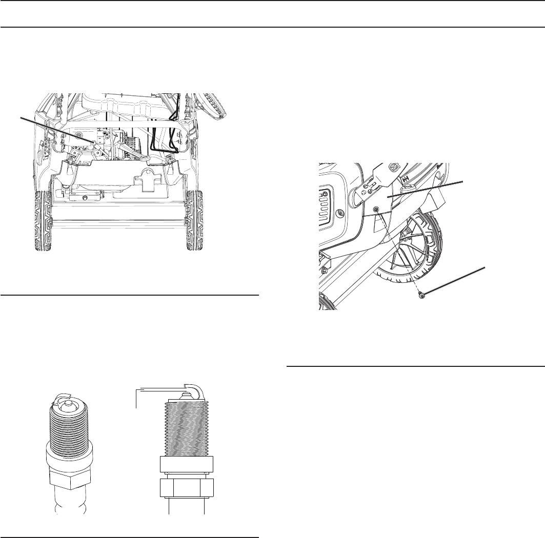 Page 15 of Husqvarna Snow Blower ST 151 User Guide