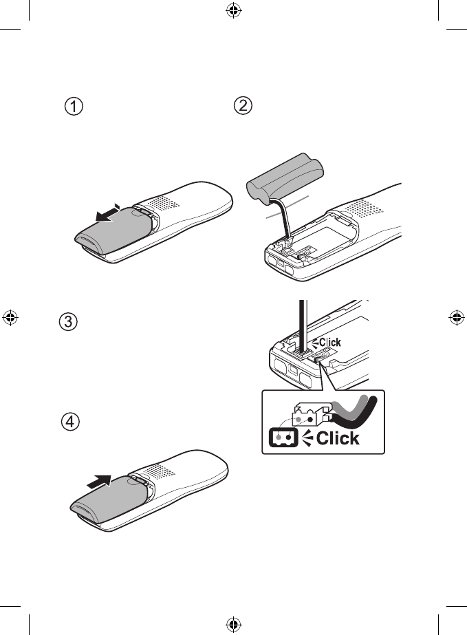 Page 4 of Uniden Telephone DECT 2005 Series User Guide
