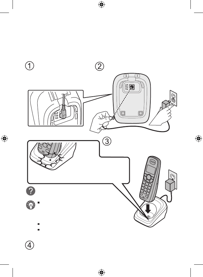Page 5 of Uniden Telephone DECT 2005 Series User Guide