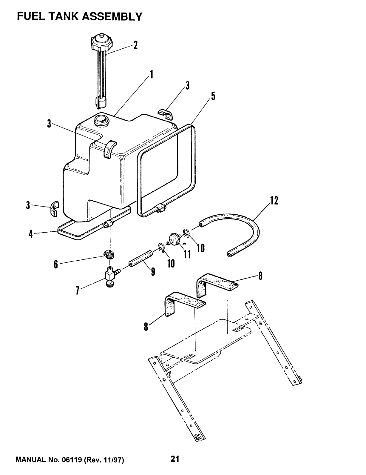 Page 22 of Snapper Lawn Mower W32081 User Guide