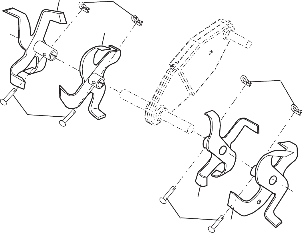 Page 24 of Ariens Tiller 90203200 User Guide