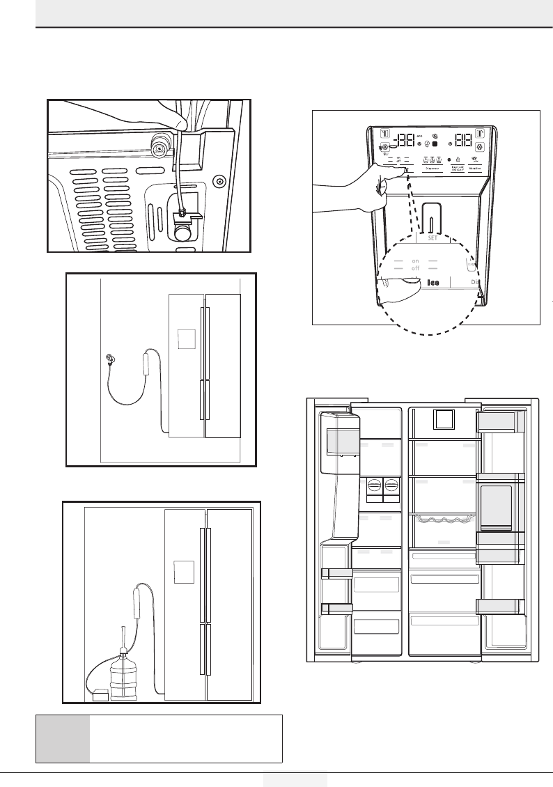 Page 436 of Beko Refrigerator GN163130X User Guide
