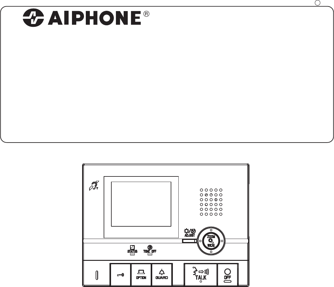 aiphone wiring diagram tp100 ignition module intercom systems lem