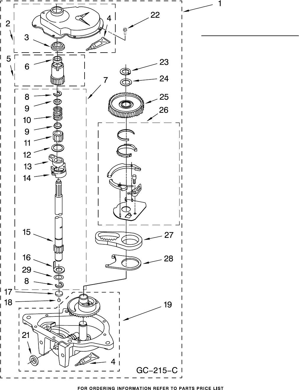 Page 12 of Whirlpool Washer LSR9434PQ0 User Guide