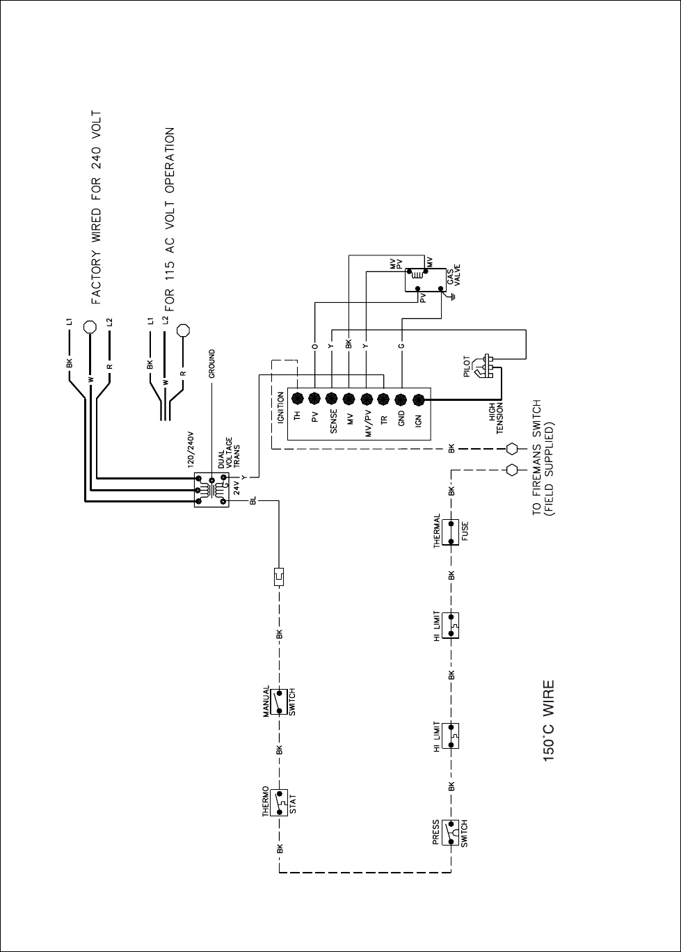 Raypak H3 Wiring Diagram : 24 Wiring Diagram Images