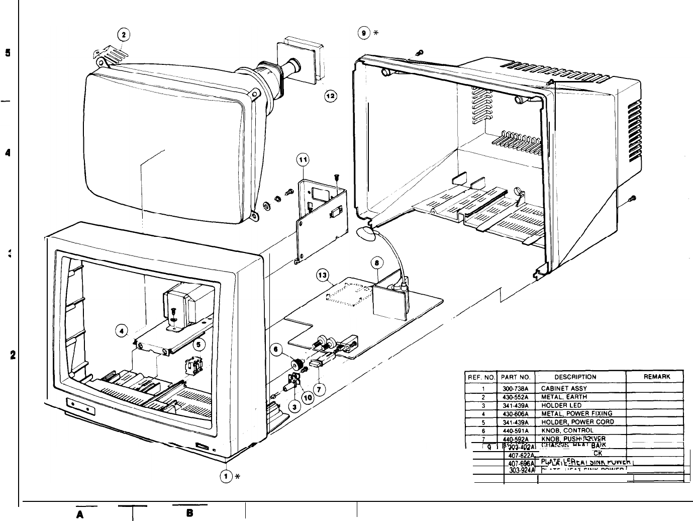 Page 11 of Goldstar Refrigerator MBM-2105GIA User Guide
