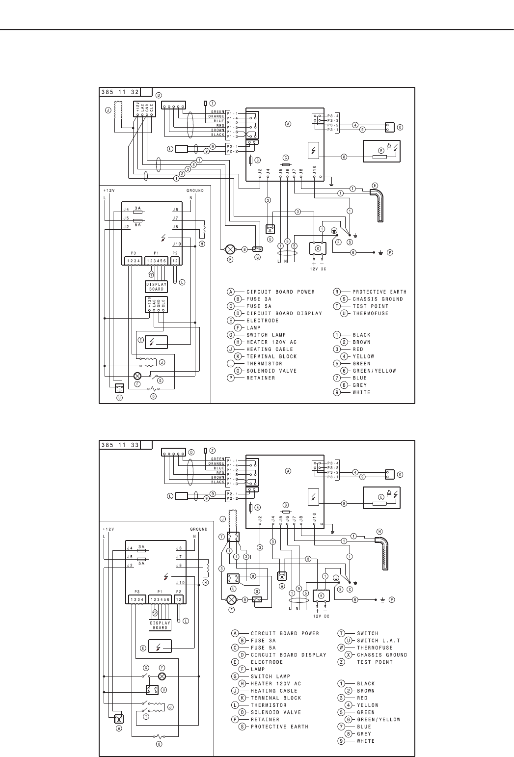 dometic rv thermostat wiring diagram inverter pdf rm3862 refrigerator