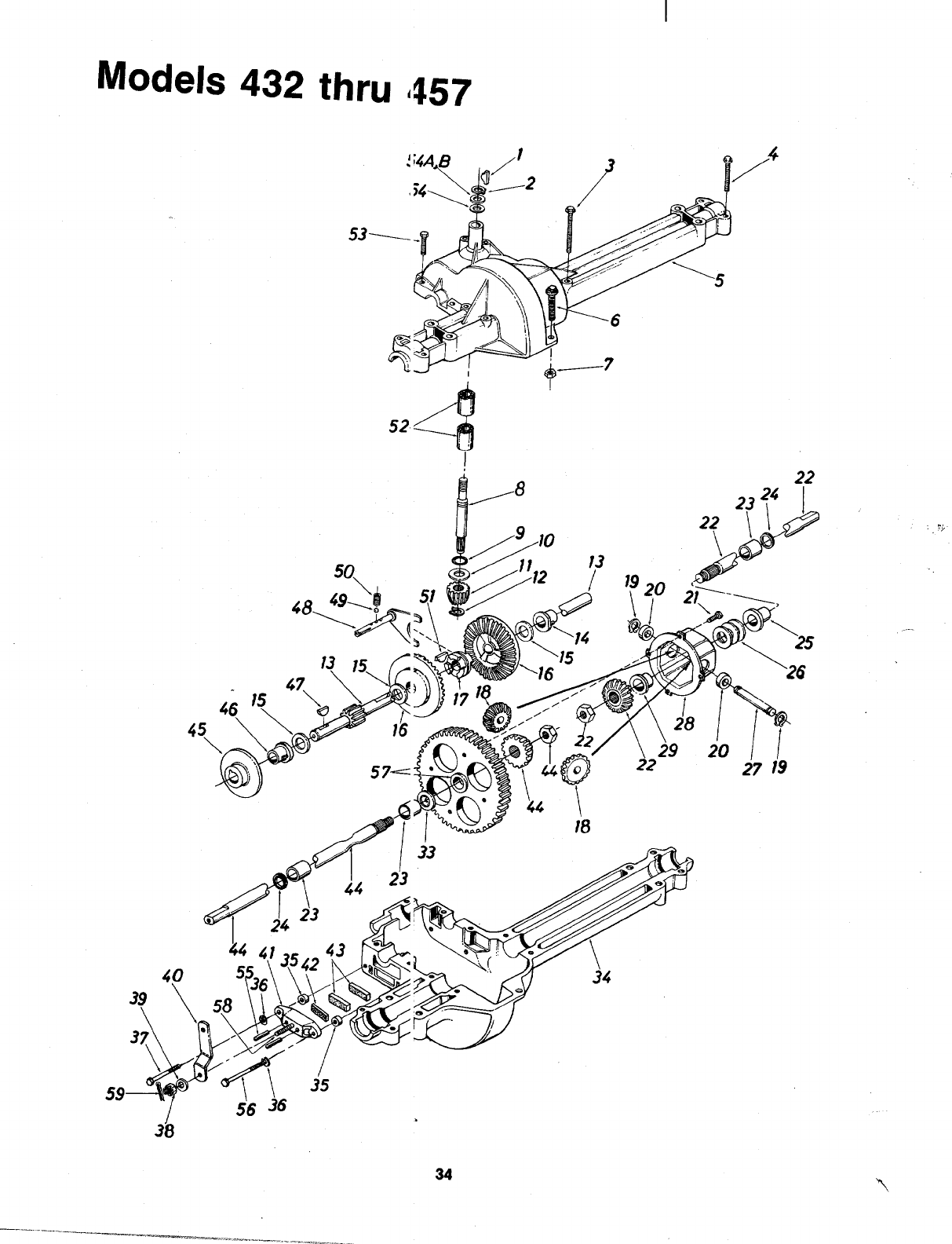 Page 34 of MTD Lawn Mower 130-457F000 User Guide