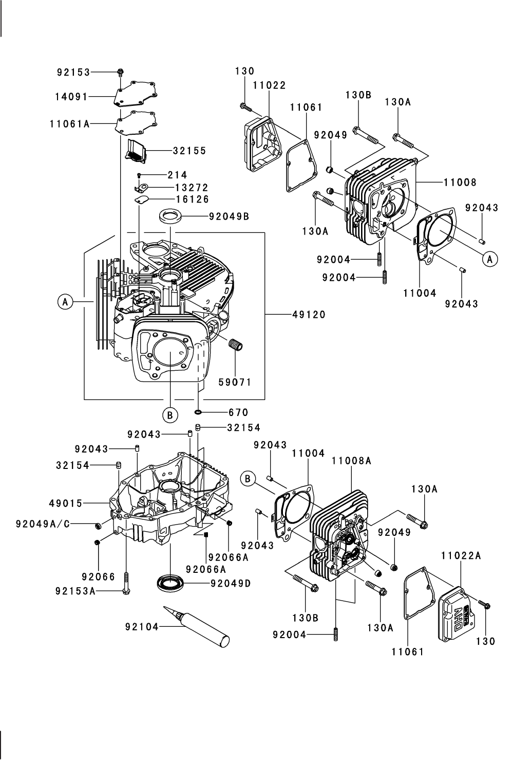 Page 46 of Cub Cadet Lawn Mower LTX1050/KW User Guide