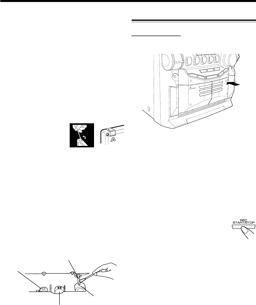 Page 26 of JVC Stereo Receiver CA-MXGB6 User Guide
