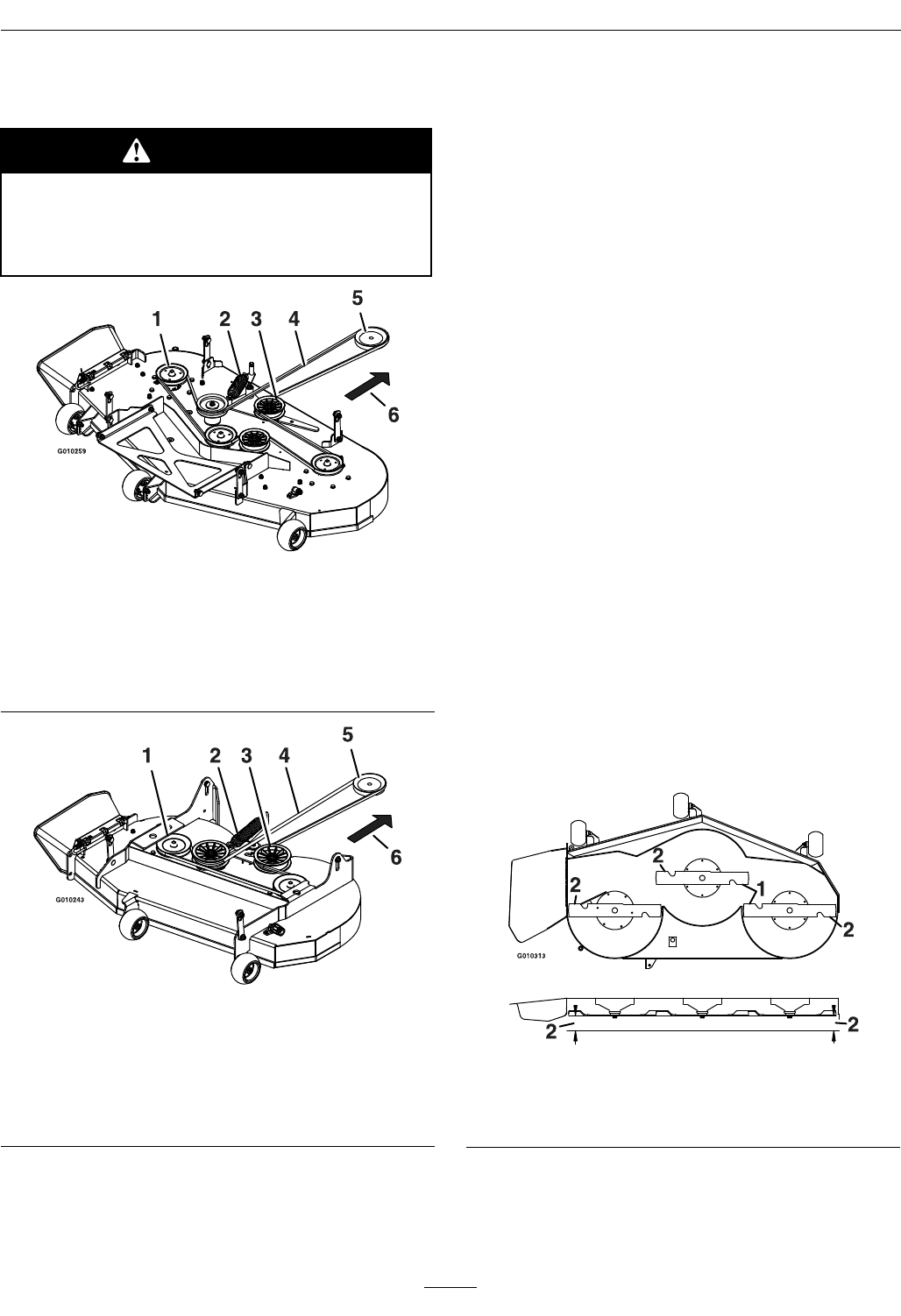 Page 41 of Exmark Lawn Mower 4500-450 User Guide