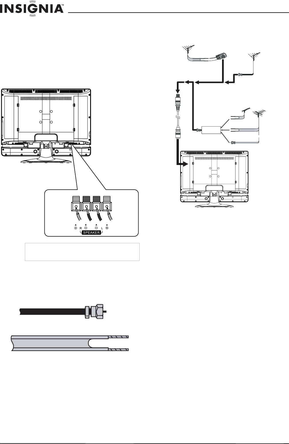 Page 8 of Insignia Flat Panel Television NS-32LCD User