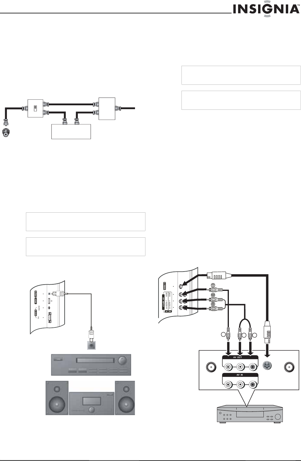 Page 9 of Insignia Flat Panel Television NS-32LCD User