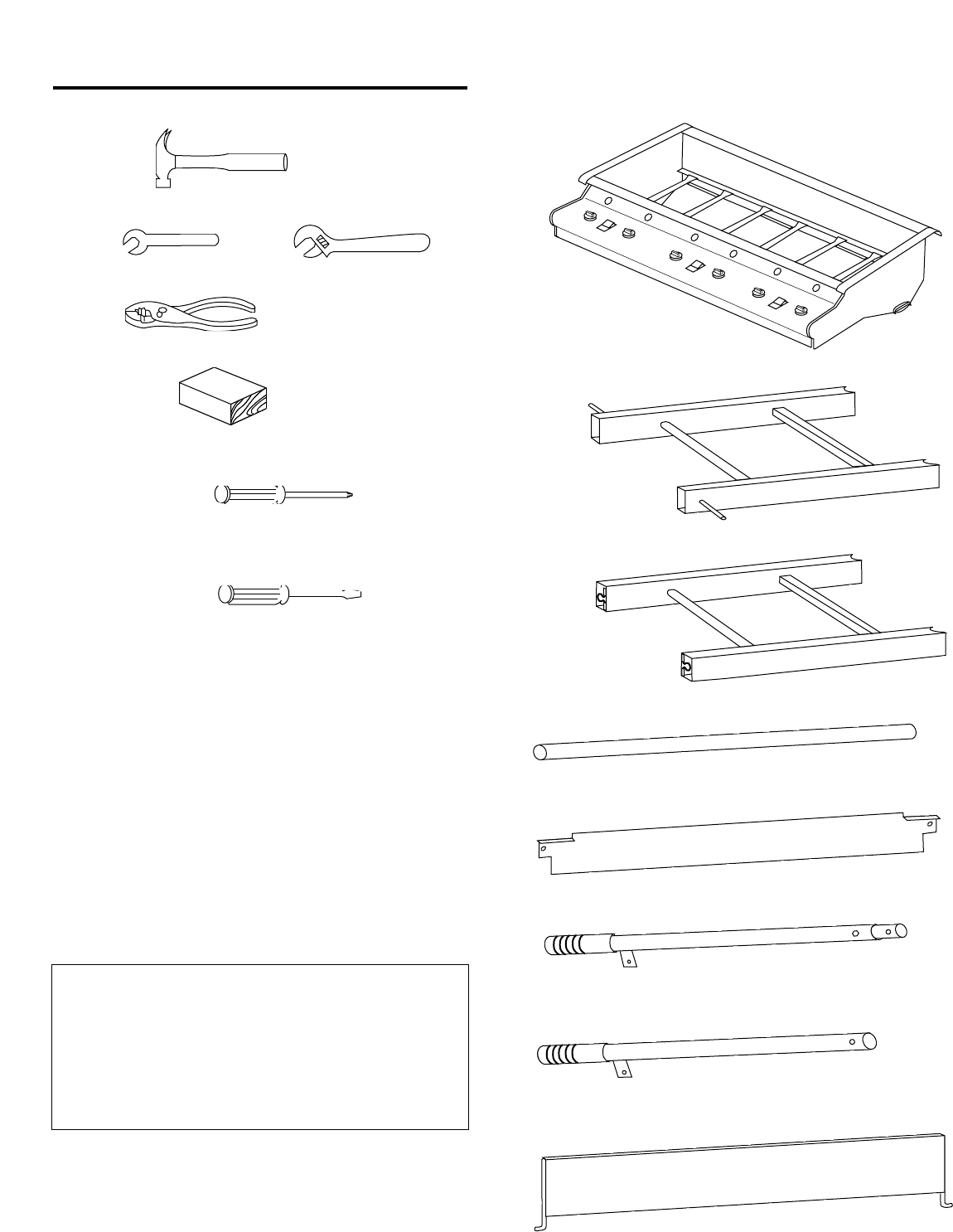 Page 7 of Weber Gas Grill FT 600 User Guide