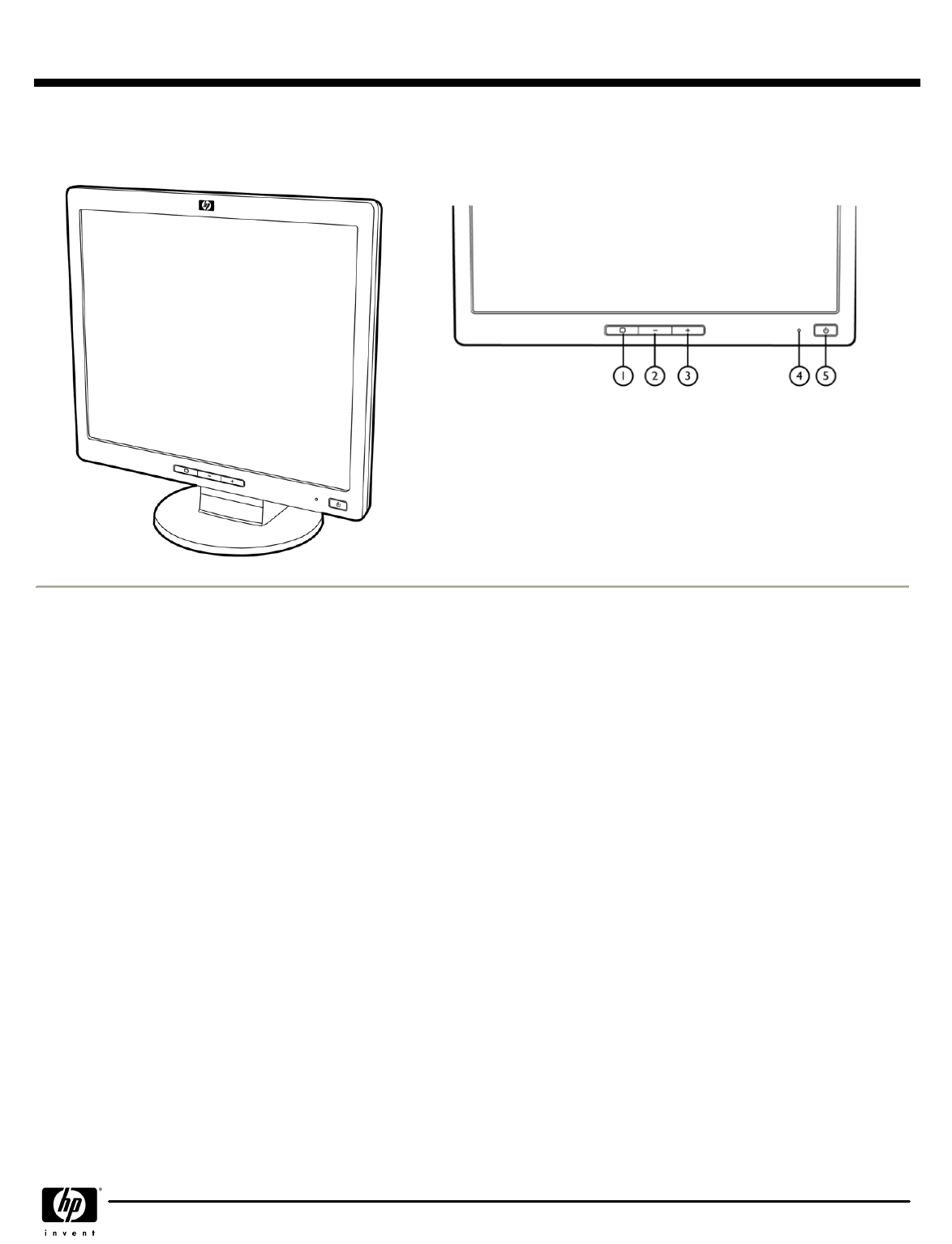 HP (Hewlett-Packard) Computer Monitor PX848AA User Guide