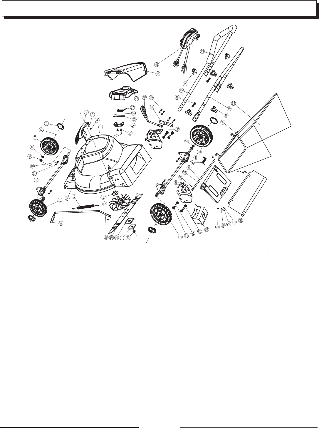 Page 19 of Homelite Lawn Mower UT13218 User Guide