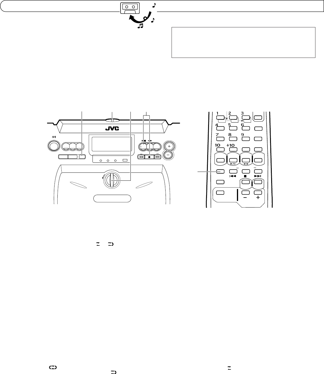 Page 20 of JVC CD Player RV-B55 GY User Guide