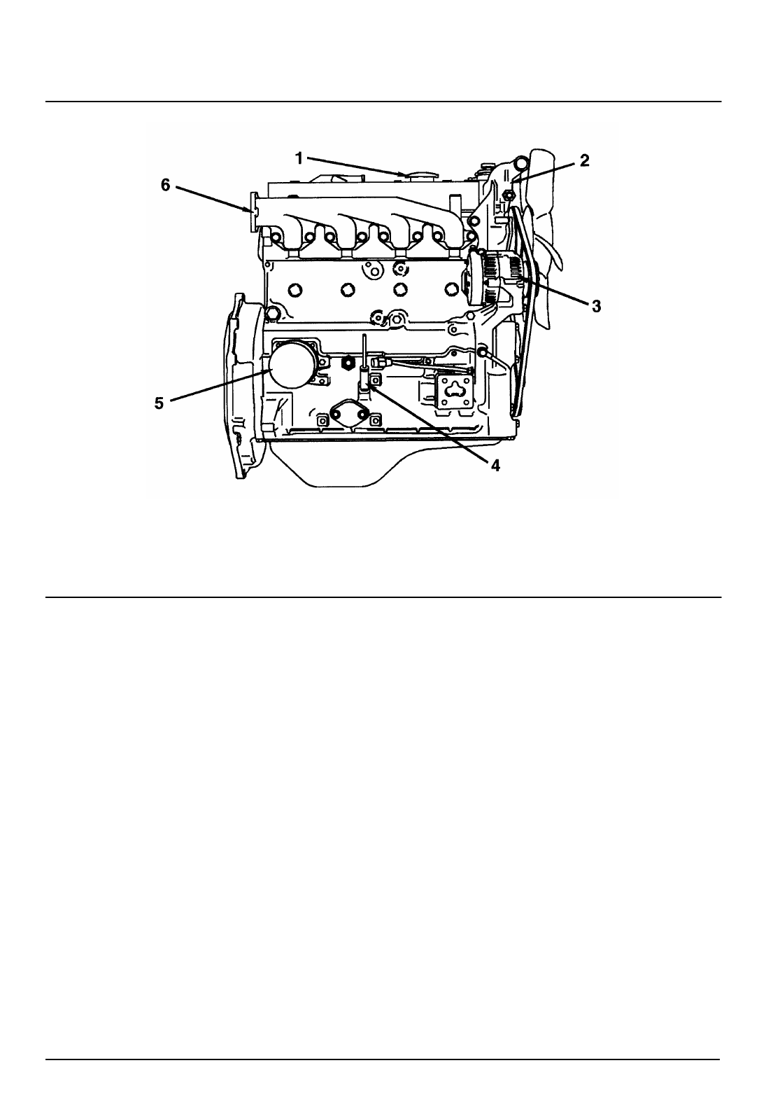 Page 12 of Daewoo Automobile Parts D25S-3(B3.3) User Guide