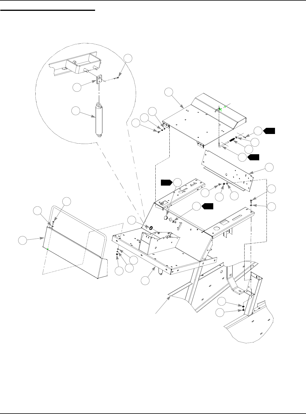 Page 8 of Hustler Turf Lawn Mower 4500 User Guide