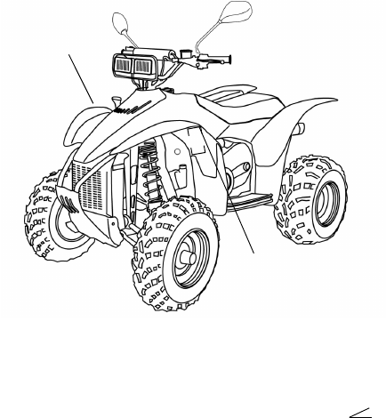 Page 21 of Polaris Offroad Vehicle 500 2X4 International