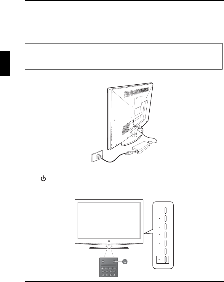 Page 24 of Westinghouse Flat Panel Television LD-3255VX