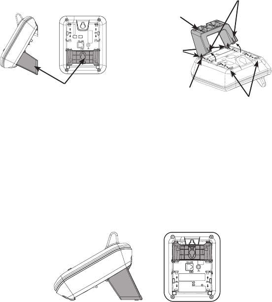 Page 6 of VTech Telephone CS5113 User Guide