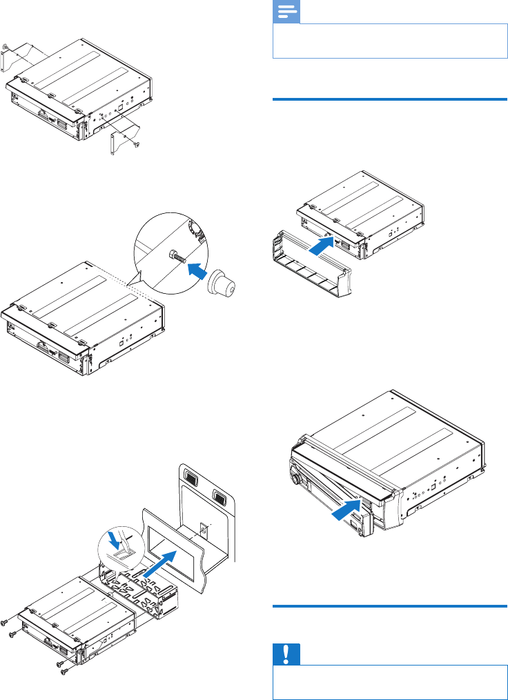 Page 16 of Philips Car Stereo System CED780 User Guide