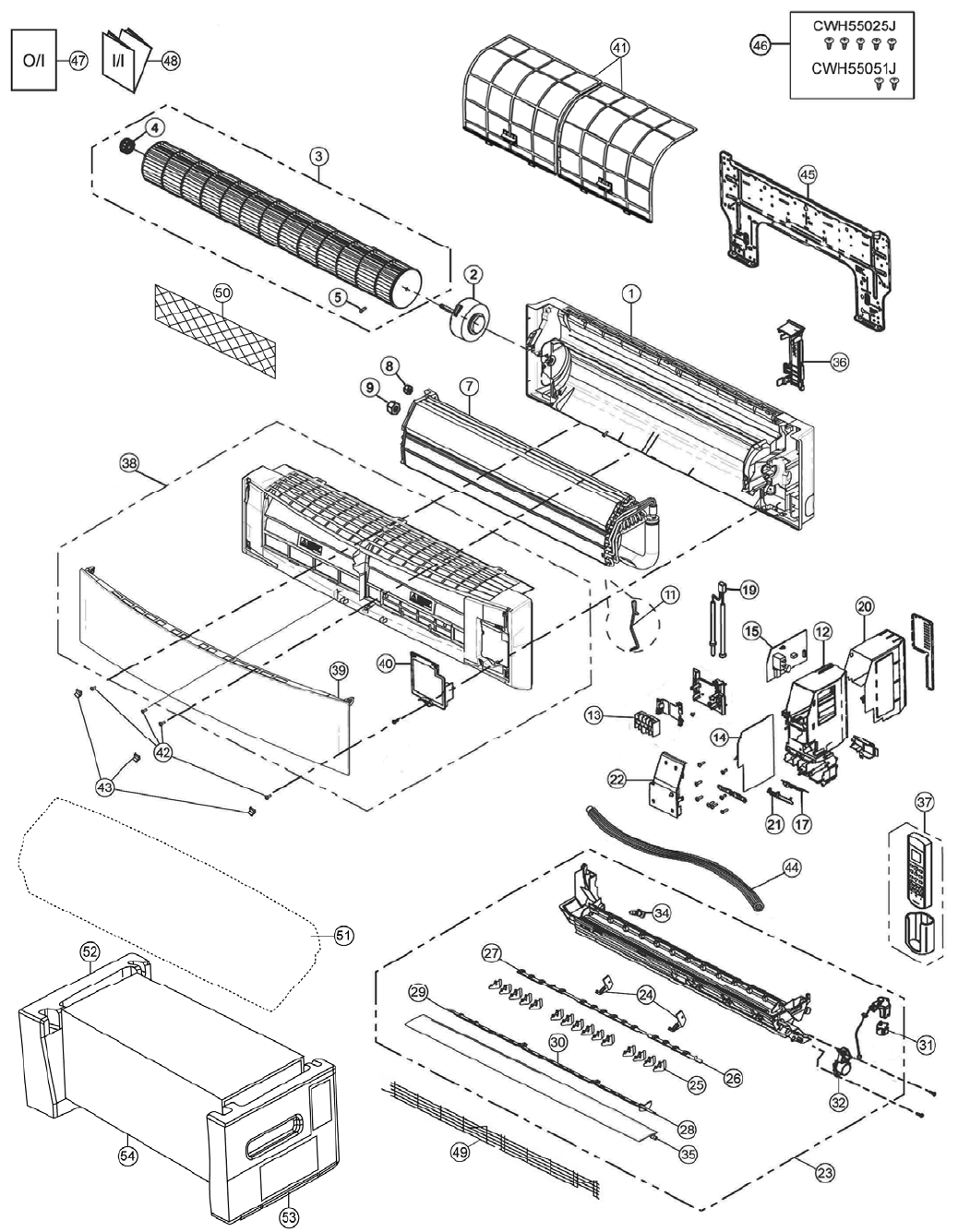 Page 98 of Panasonic Air Conditioner CS-S18NKU-1 User