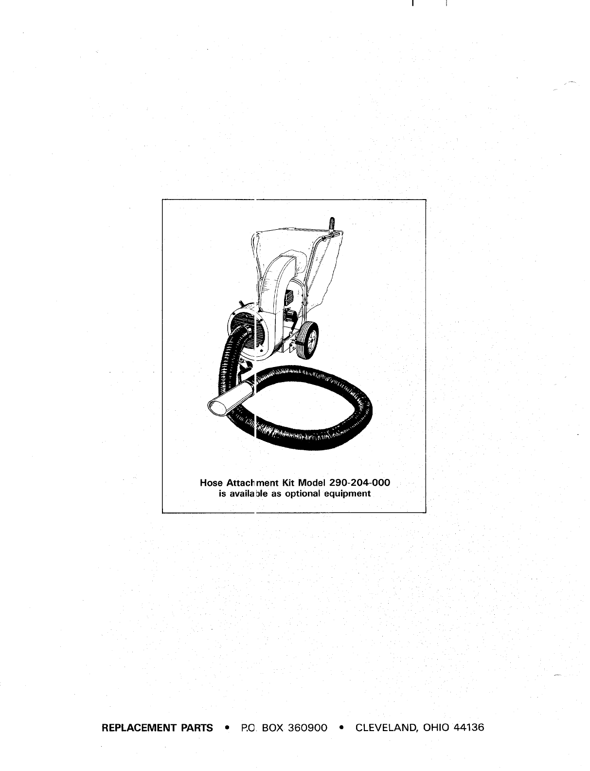 Page 16 of MTD Yard Vacuum 240-685-000 User Guide