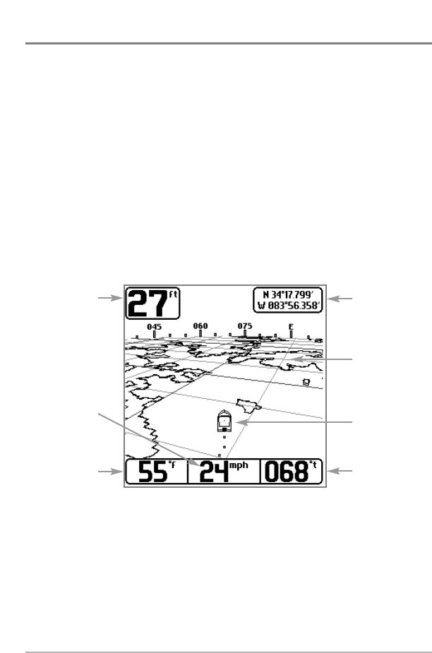 Page 25 of Humminbird Fish Finder 500 series User Guide