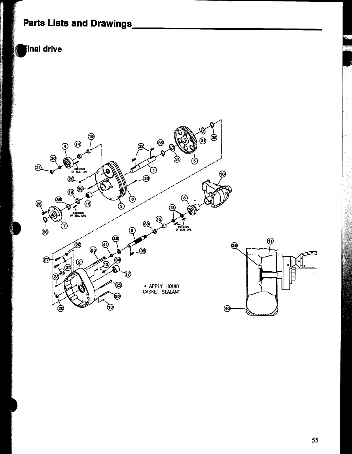 Page 57 of Snapper Lawn Mower MGT2000H User Guide