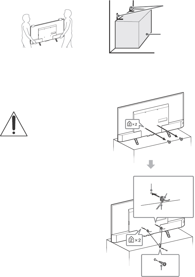 Page 4 of Sony Flat Panel Television XBR43X800D User Guide