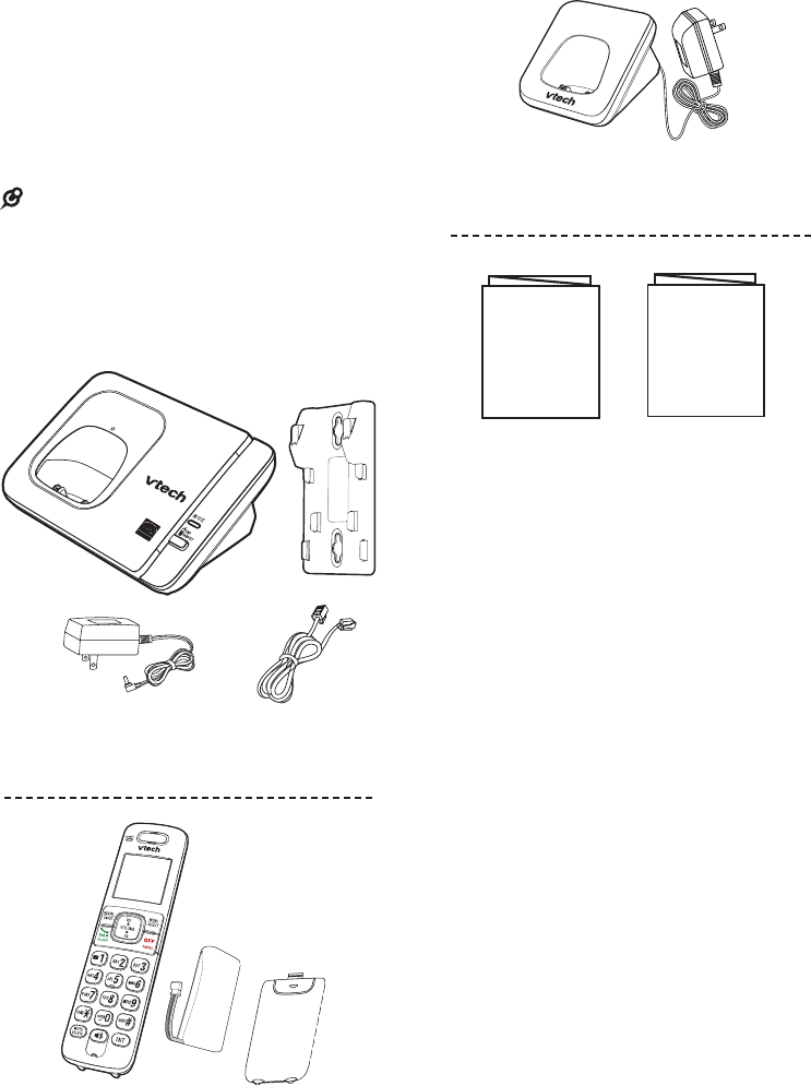 Page 7 of VTech Cordless Telephone CS6719-2 User Guide
