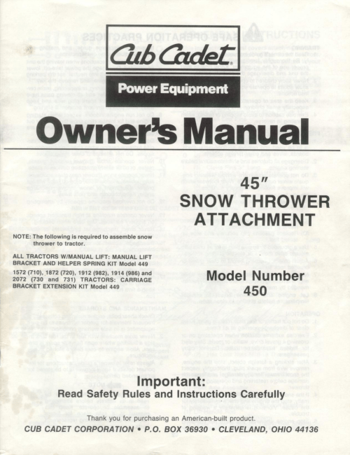 small resolution of cub cadet snow blower schematic