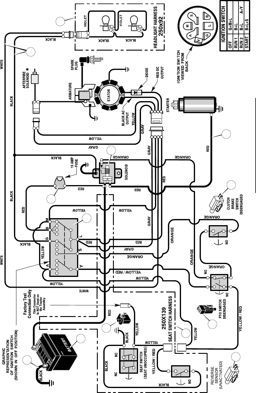 Page 50 of Murray Lawn Mower 425014x92B User Guide