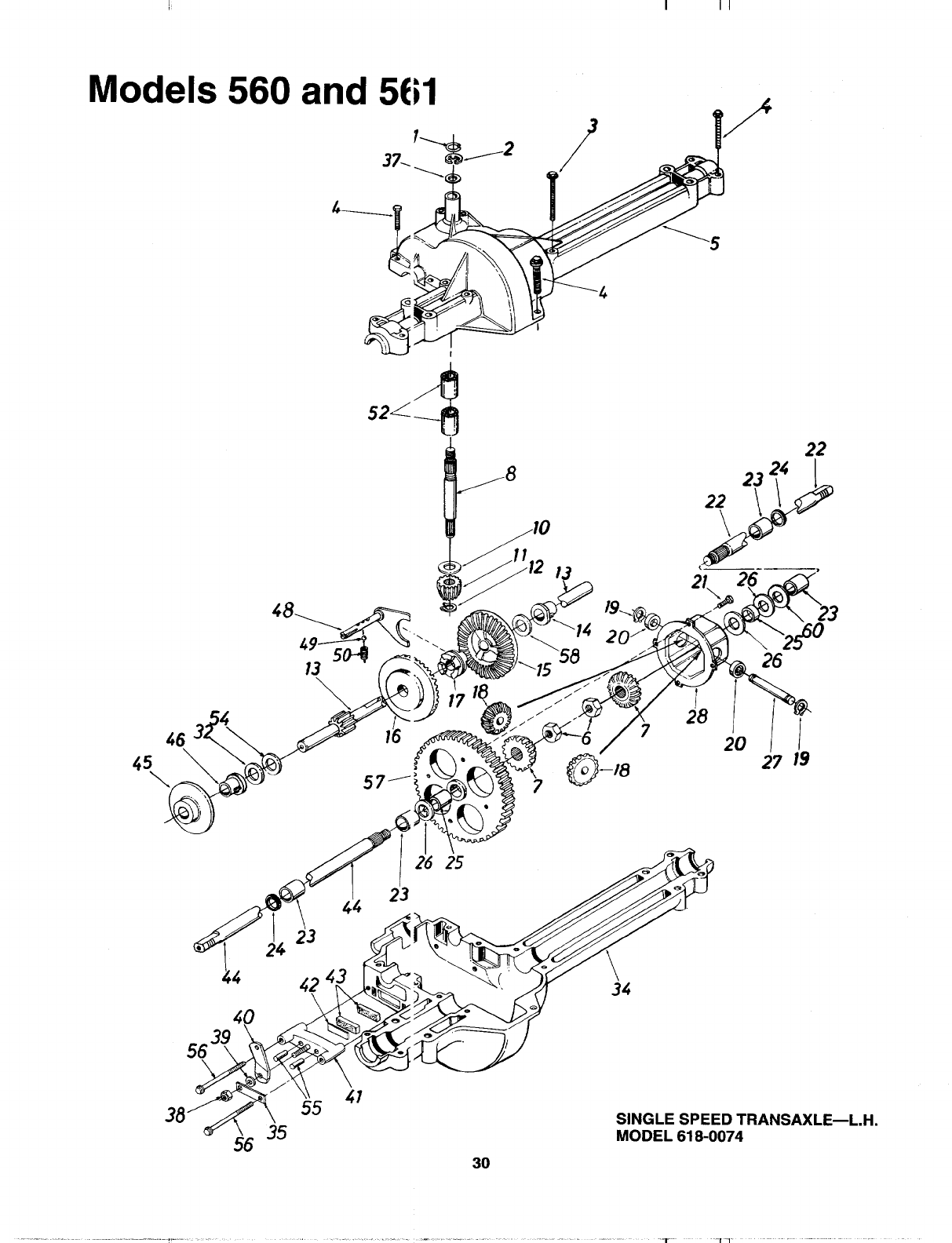 Page 30 of MTD Lawn Mower 133A560B00 User Guide