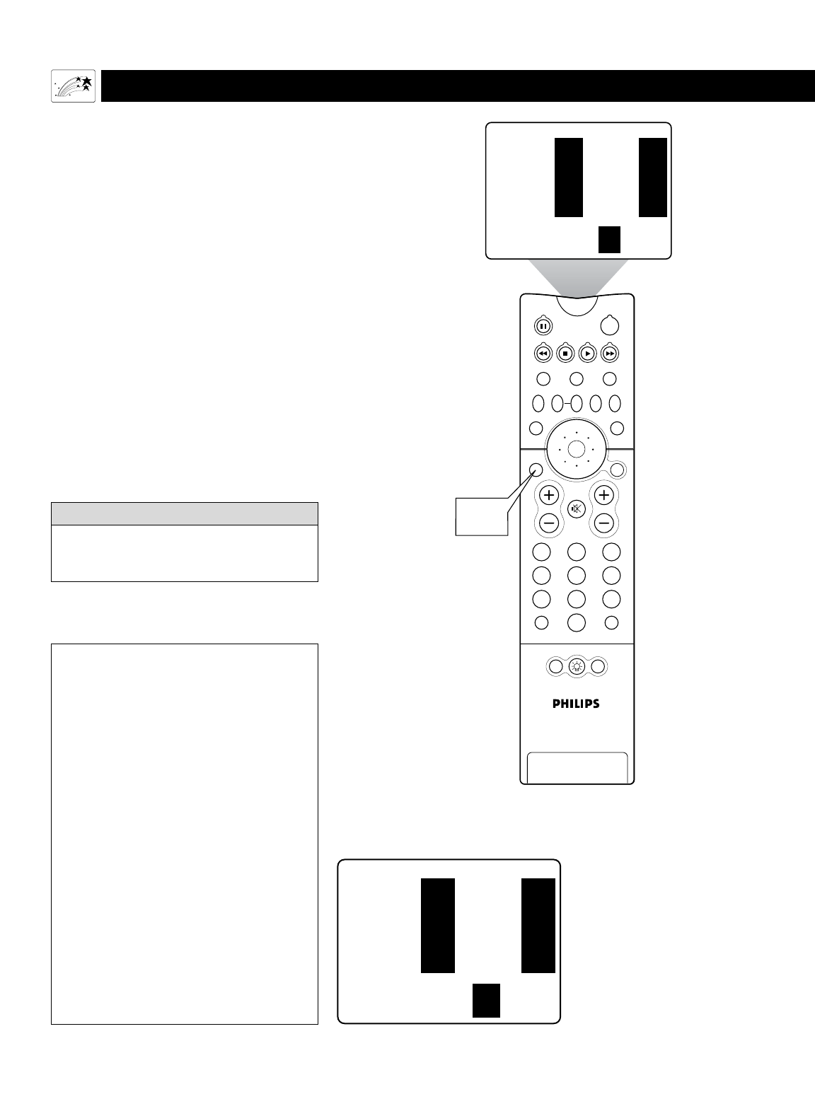 Page 52 of Philips Projection Television 55PW9363 User