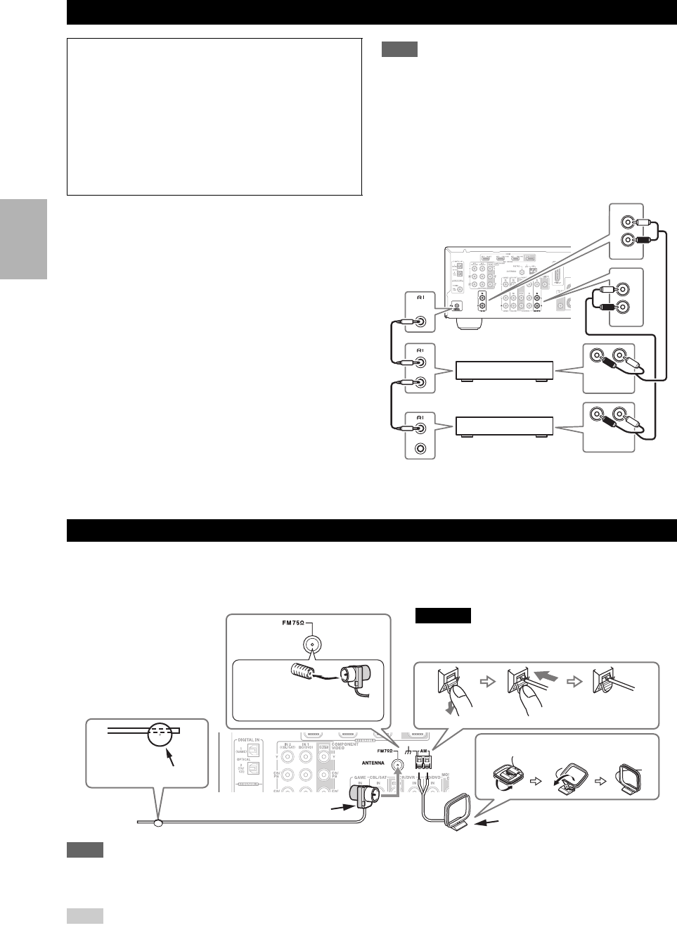 Page 16 of Onkyo Stereo Receiver 29400468 User Guide