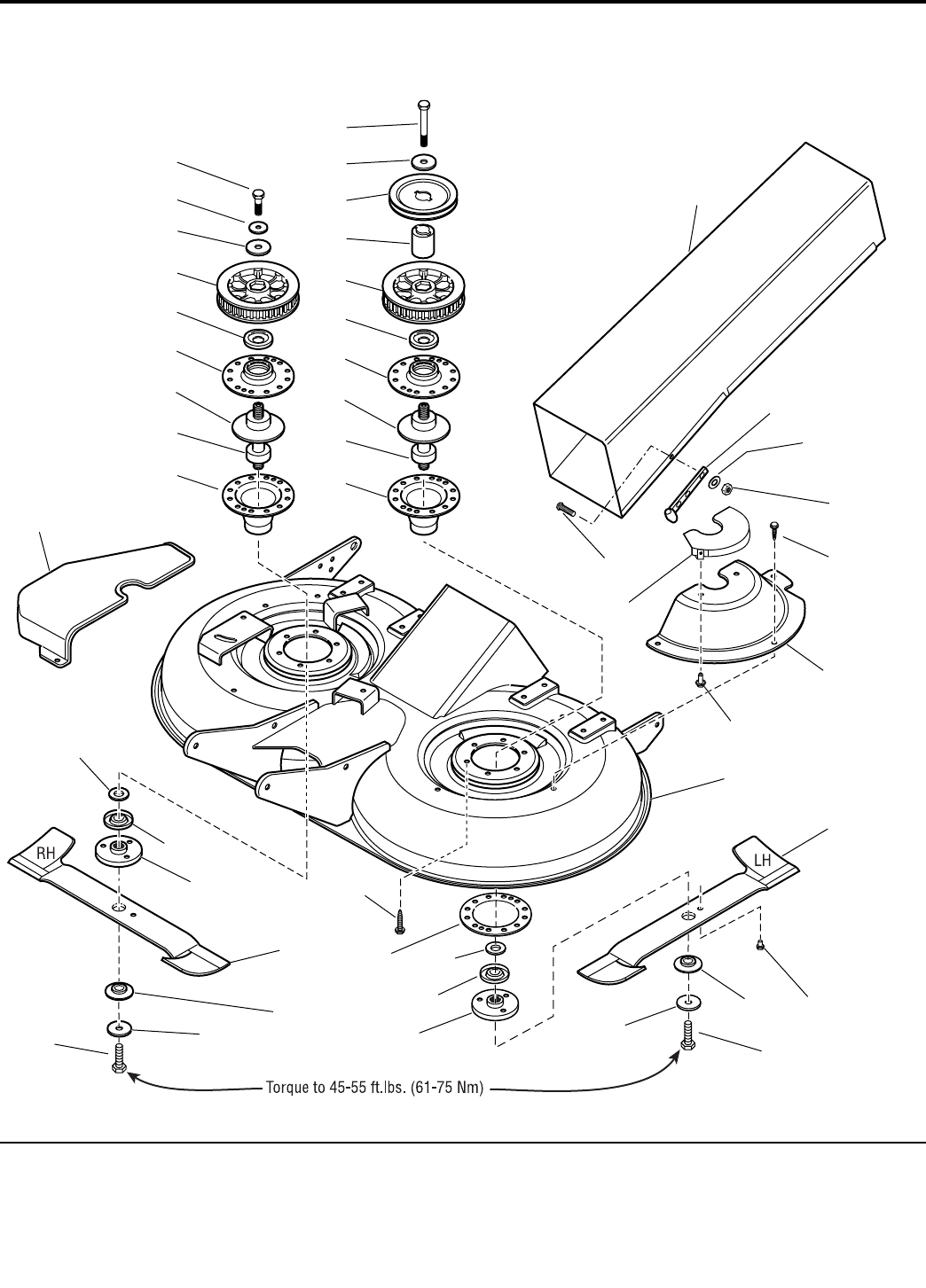 Page 38 of Massey Ferguson L&G Lawn Mower 1693583 User
