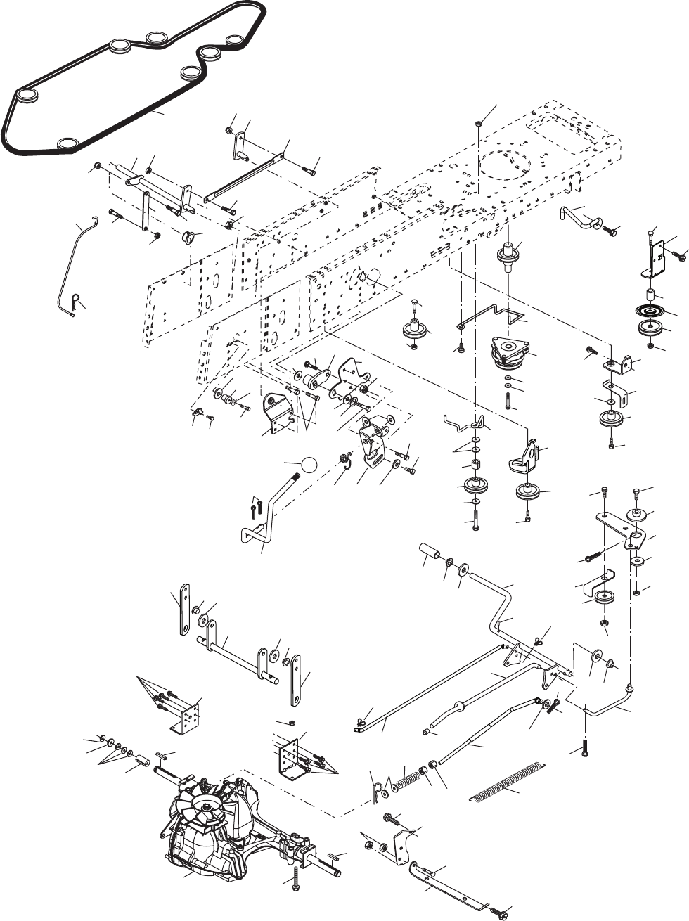 Page 36 of Husqvarna Lawn Mower CTH2542 TWIN User Guide