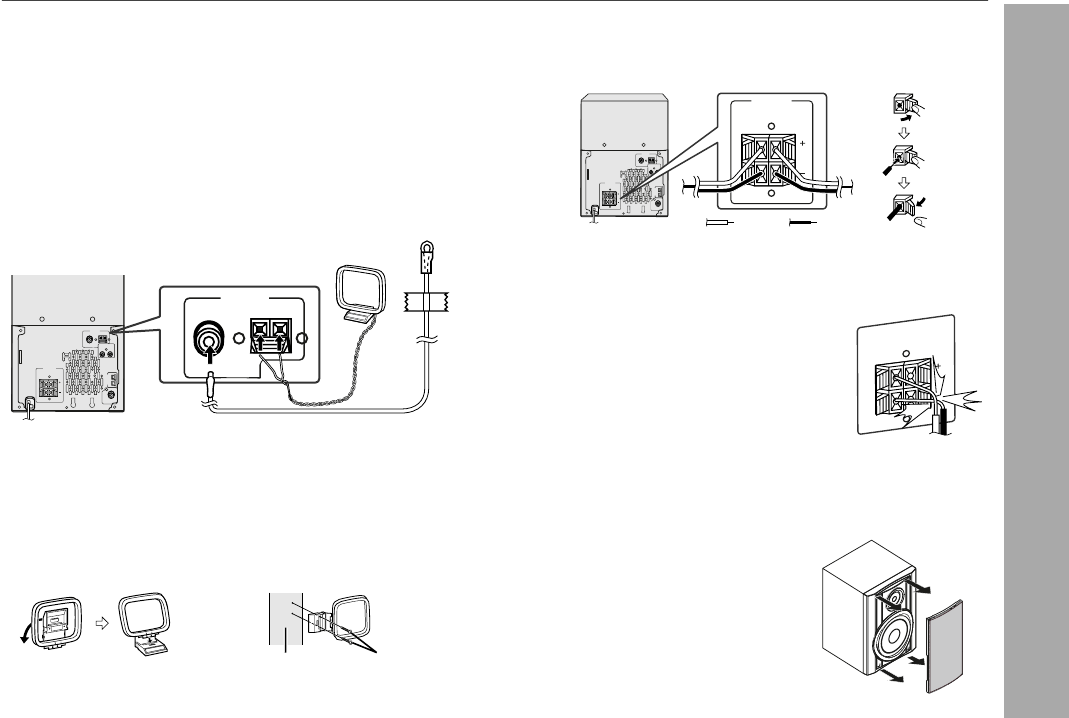 Page 11 of Sharp Home Theater System XL-UH242 User Guide