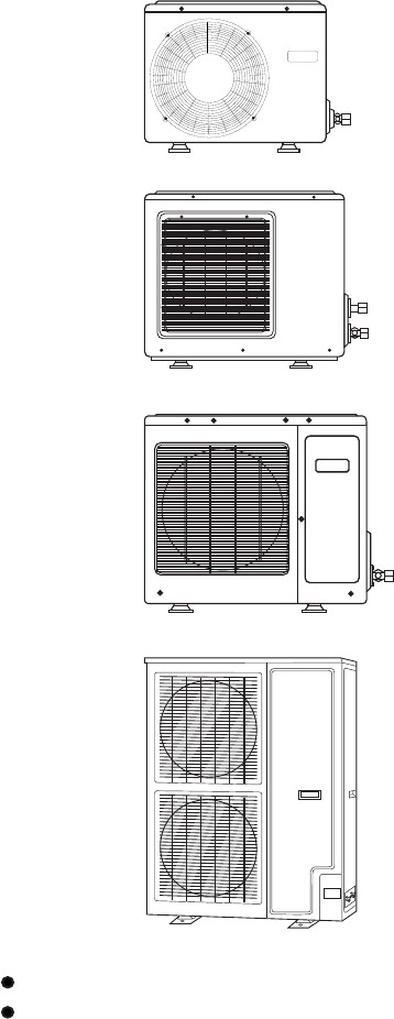 Haier Air Conditioner AU182AFERA User Guide