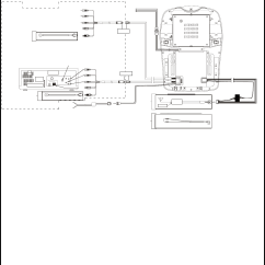 Audiovox Vehicle Wiring Diagrams Diagram For Fuel Pump Relay Page 8 Of Dvd Player Vod705 User Guide