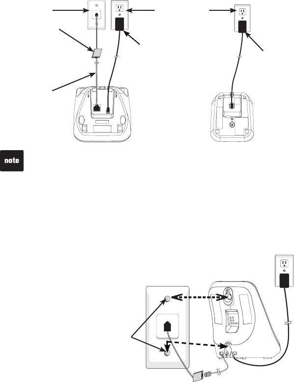 Page 5 of VTech Telephone CS6114-2 User Guide