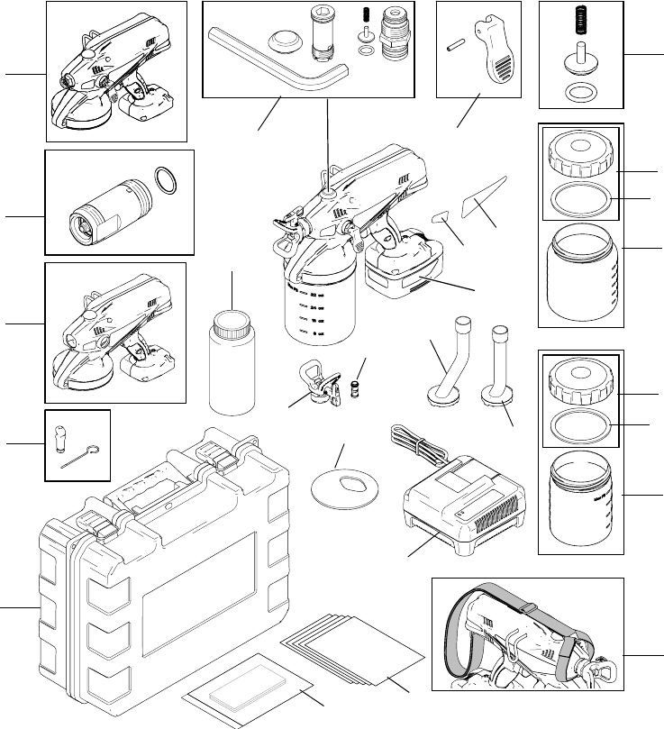Page 16 of Graco Paint Sprayer 258859 User Guide