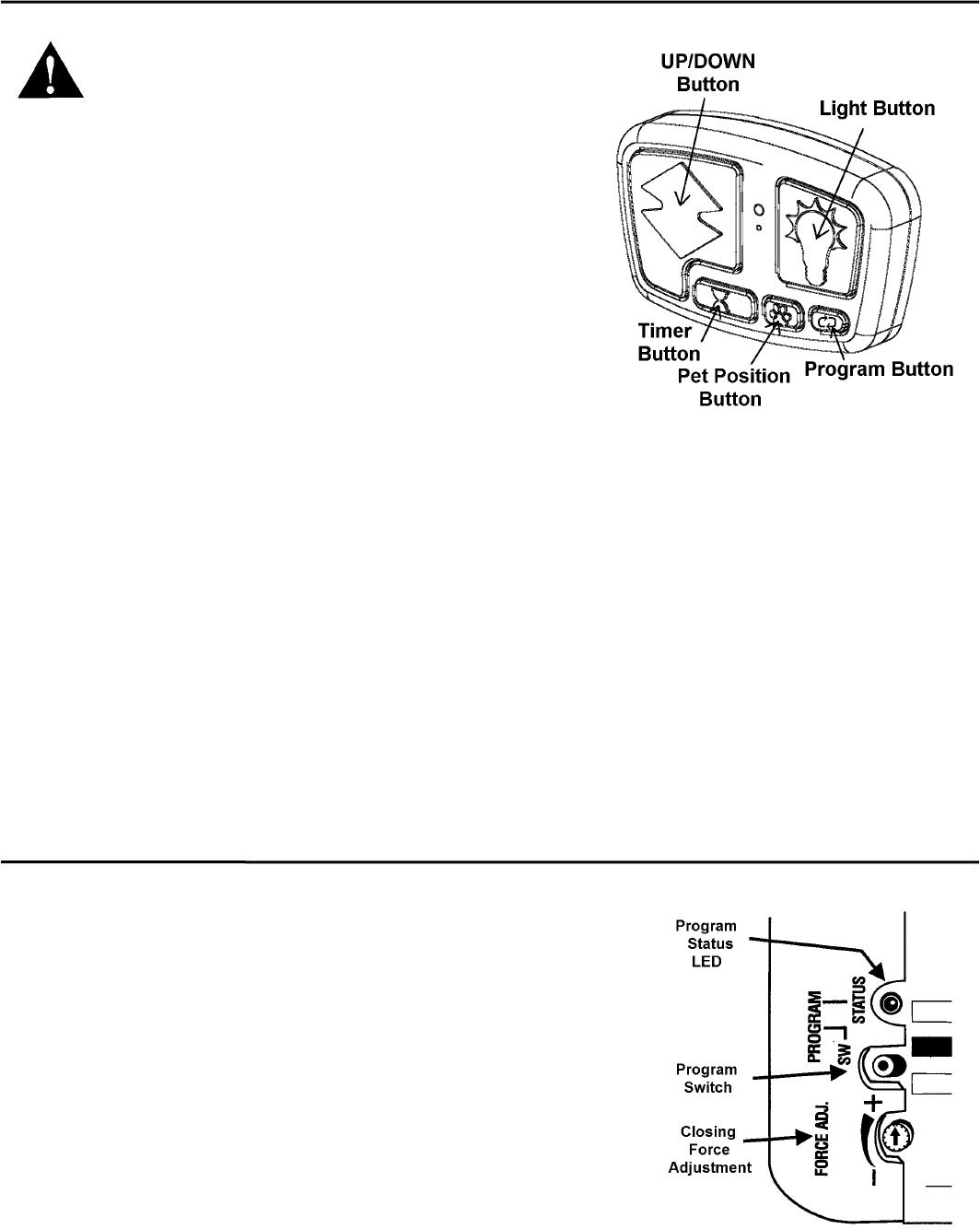 Page 31 of Wayne Garage Door Opener 3018 User Guide
