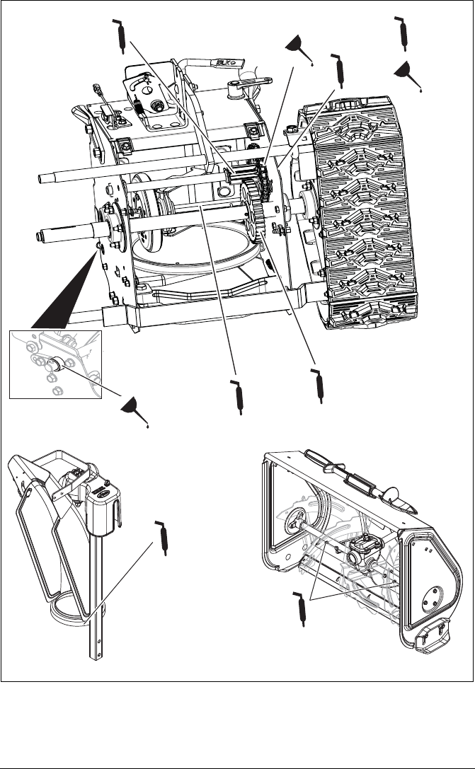 Page 27 of Ariens Snow Blower 920021 User Guide