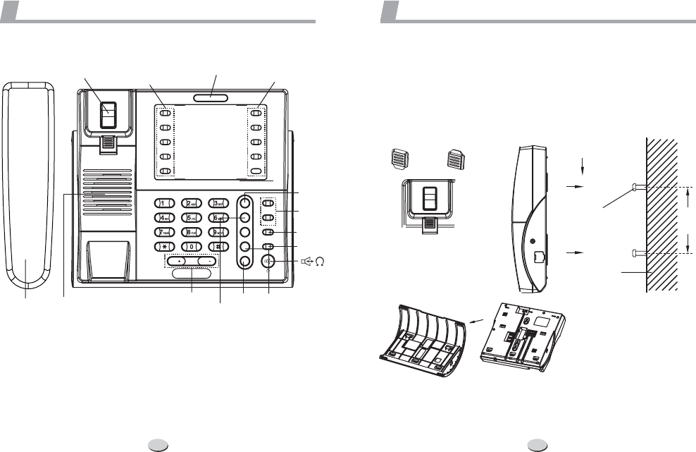 Page 2 of Cortelco Telephone 1203 User Guide