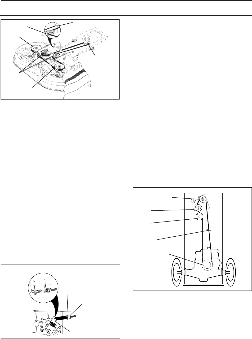 Page 21 of Poulan Lawn Mower PO15538LT User Guide